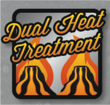 Lucky Scooters Dual Heat Treatment