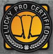 Lucky Pro Certified