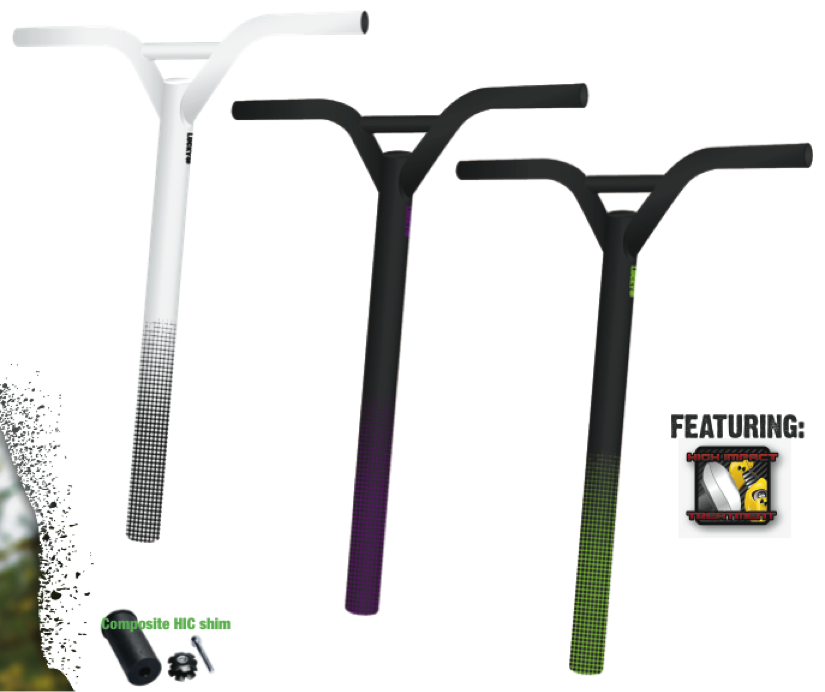 Pro scooter bars