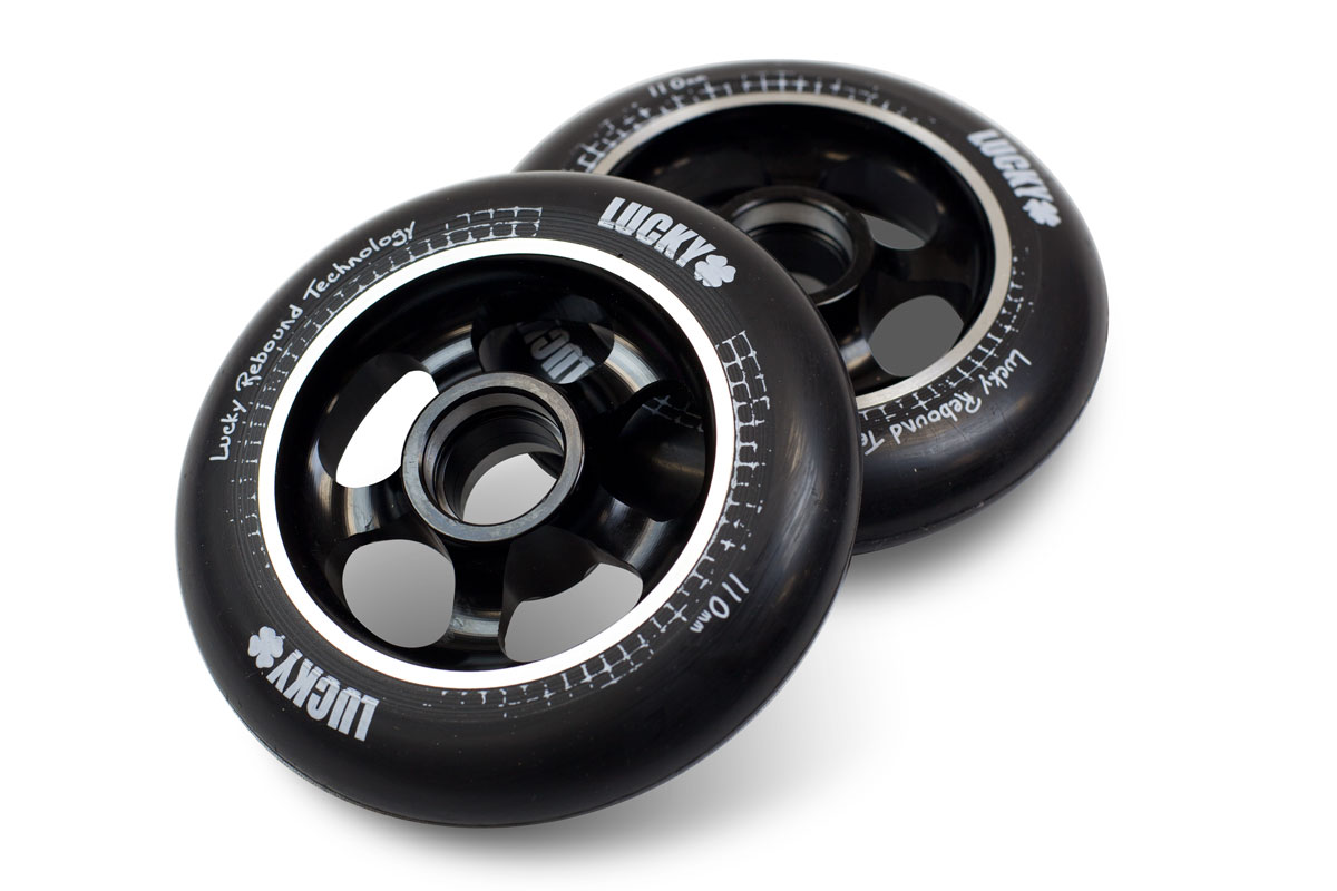 Lucky Scooter Wheels Atoms