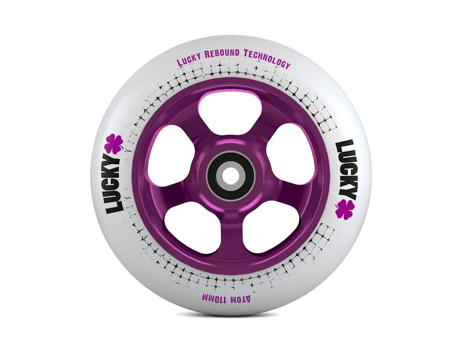 Lucky Scooters- 2014 Atom wheel