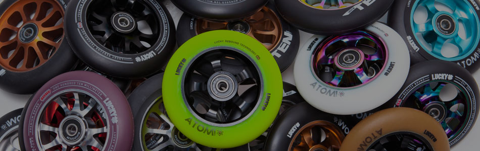 Lucky Deep Roots Collection Wheels