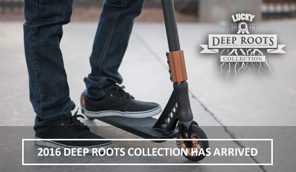 Pro Scooters - Deep Roots Collection by Lucky